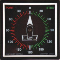 Azimuth Display Meter