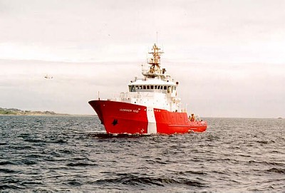 Type 500 Search and Rescue Cutter